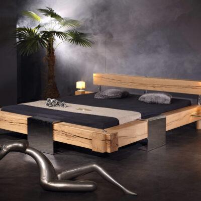 36-5022 Klotz-Bett Sumpfeiche