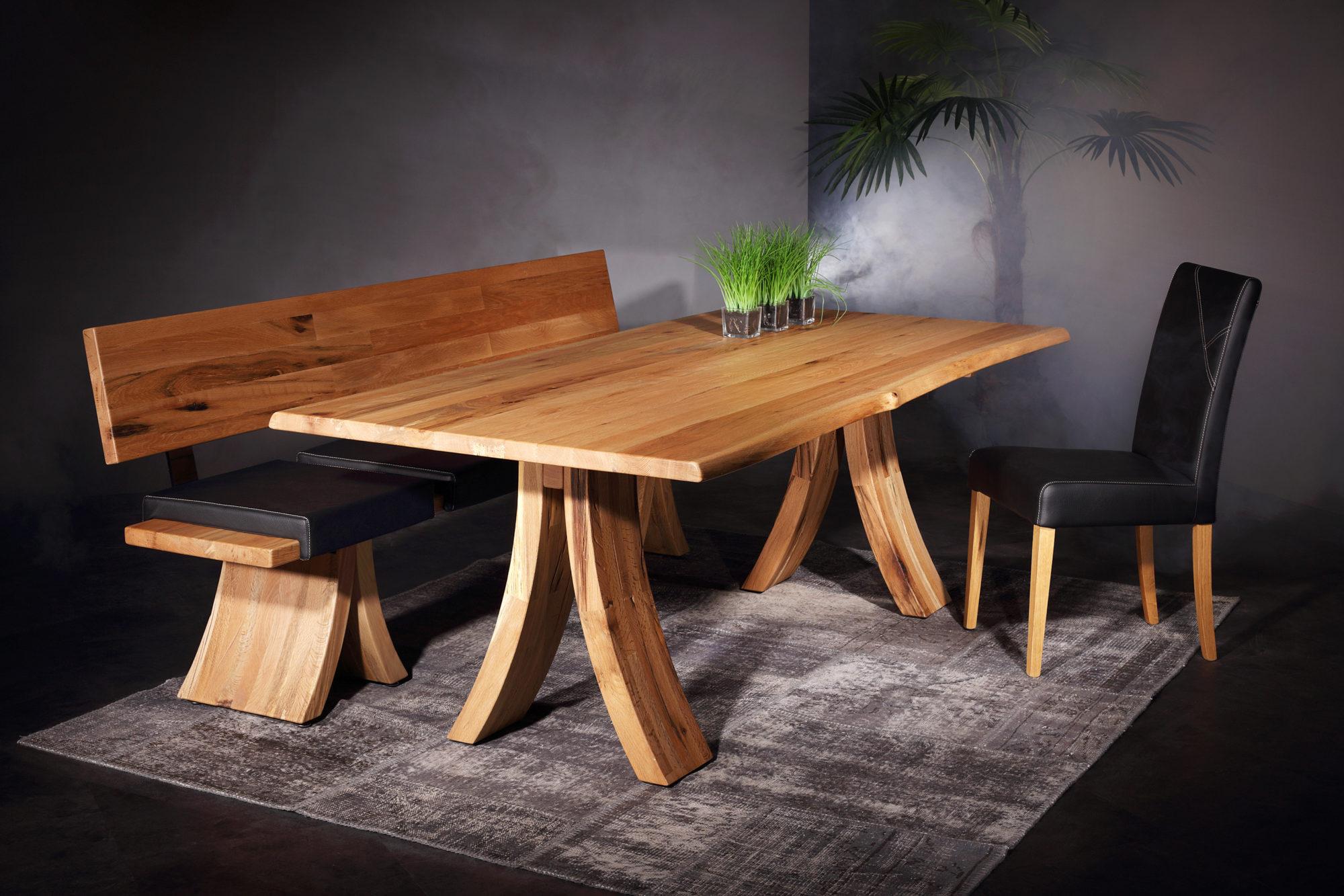 Schön Bank Möbel Galerie Von Tisch Und Arcobello Sumpfeiche