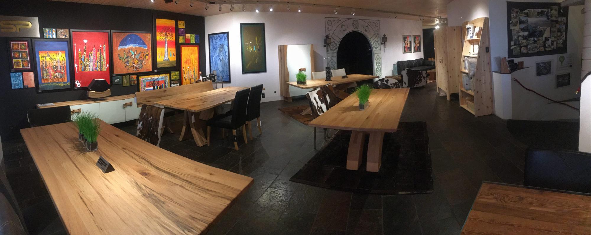 Ausstellung Sprenger Möbel Ag Chur